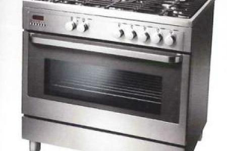 Cuisinière Maxi Electrolux Multifonction