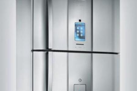 Réfrigérateur Electrolux Distributeur d'eau filtré par BRITA