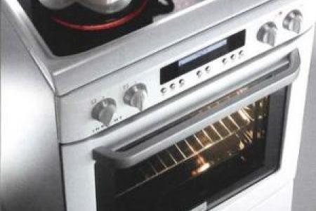 Cuisinière Electrolux