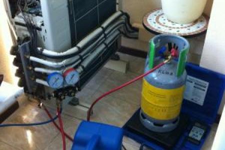 Dépannage et réparation climatisation sur Marseille