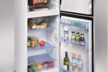 Réfrigérateur à gaz trimix